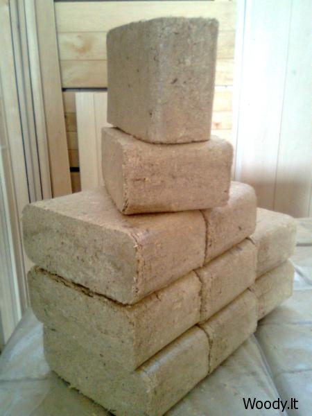 Wood Sawdust Briquettes ~ Med sawdust briquettes wood products pellet blocks